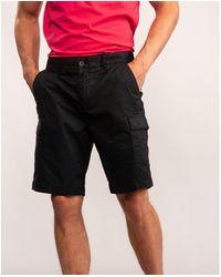 Lyle & Scott Cargo Shorts - Black