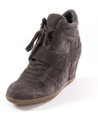 Ash | Bowie Babysoft Womens Wedge Boots | Lyst