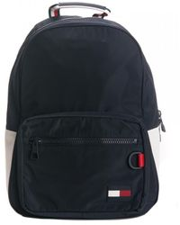 Tommy Hilfiger Tommy Backpack Bags - Blue