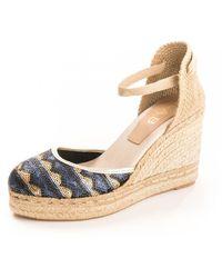 Elia B Gwyn Shoe - Blue
