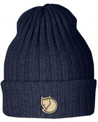 Fjallraven Byron Hat - Blue