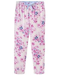 Joules - Snooze Womens Woven Pyjama Bottoms S/s - Lyst