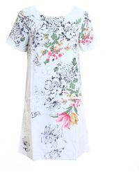 Thought La Boudeuse Dress - White