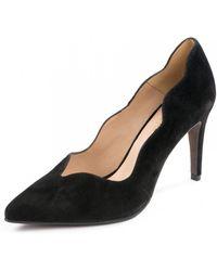 Elia B Dakota Heeled Shoe - Black