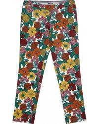 Seasalt Lookout Ladies Crops - Multicolour