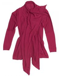 Thought Hip Zip Throw - Red