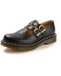 Dr. Martens Core 8065 Mary Jane Shoe - Black