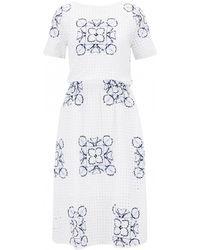 BOSS by Hugo Boss Casual Emare Dress - White