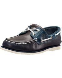 Timberland - Classic 2 Eye Mens Boat Shoe - Lyst