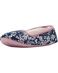 Joules - Dreama Womens Slippers (x) - Lyst