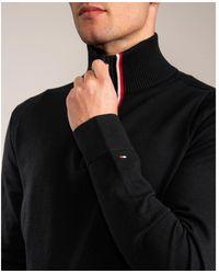 Tommy Hilfiger Global Stripe Brande - Black