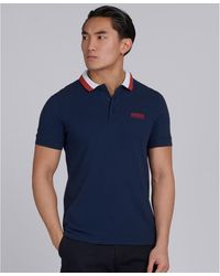Barbour Ampere Polo Shirt - Blue