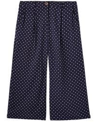 Joules Rebecca Trousers - Blue
