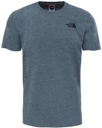 The North Face S/s Redbox - Grey