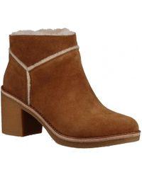 UGG - Kasen Womens Heeled Boots - Lyst