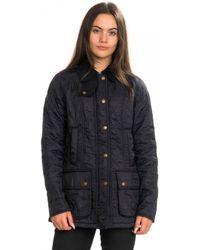 Barbour Beadnell Polar Womens Jacket - Blue