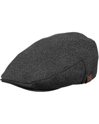 c38a9bea7d8 Lyst - Barts Quest Summer Trilby Hat in Black for Men