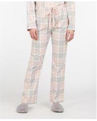 Barbour Nancy Pj Trousers - Pink