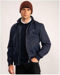 GANT D1. The Spring Hampshire Jacket - Blue