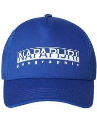 Napapijri Framing 1 Cap - Blue