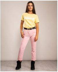 Barbour Chino Trousers - Pink