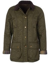Barbour Beadnell Polar Jacket - Green