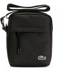 Lacoste Shoulder Bag - Black