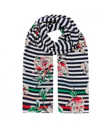 Joules Conway Scarf - Blue