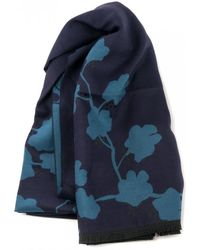 Joules Jacquelyn Scarf - Blue