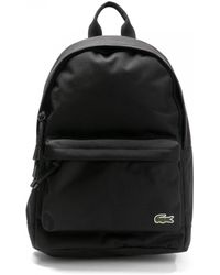 Lacoste Backpack - Black
