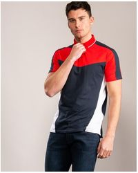 Armani Exchange Polo 3hzfac - Red