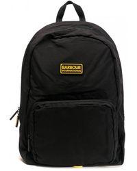 Barbour Ripstop Backpack - Black