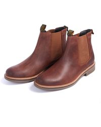 Barbour Farsley Chelsea Boot - Brown