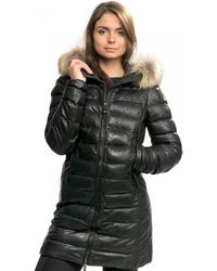 Parajumpers - Demi Leather Womens Jacket - Lyst