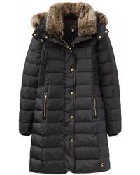 Joules - Caldecott Down Womens Coat (x) - Lyst