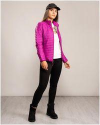 Napapijri Acalmar W 2 Jacket - Purple