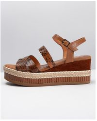Kanna Grisel Sandals - Brown