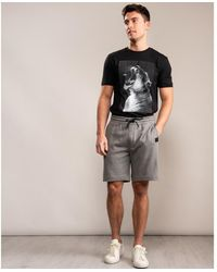 BOSS by Hugo Boss Skoleman Shorts - Grey