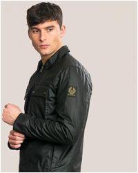 Belstaff Dunstall Waxed Cotton Jacket - Black