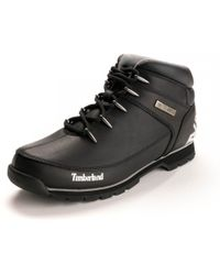 Timberland Leather Euro Sprint for Men Lyst