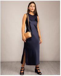 Armani Exchange Vestito Dress - Blue