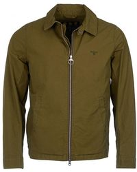 0646ed2d38495 Essential Casual Mens Jacket - Green