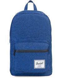 Herschel Supply Co. . Pop Quiz Laptop Backpack - Blue