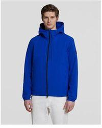 Woolrich Pacific 2l Jacket - Blue