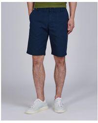 Barbour Patch Pocket Shirt - Blue