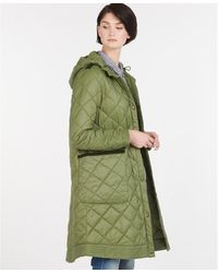 Barbour Eugenie Quilted Jacket - Green