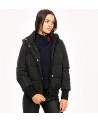 Armani Exchange Quilted Jacket - Black