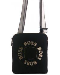 BOSS by Hugo Boss Pixel Tl S Zip Bag - Black