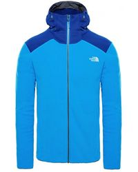 The North Face Purna 2 Hoodie Bomber - Blue