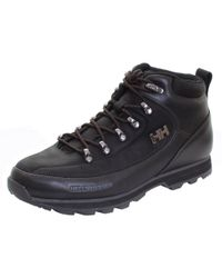 Helly Hansen The Forester Mens Boot - Black